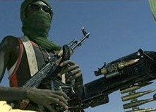 Member Darfur war